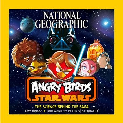 National Geographic Angry Birds Star Wars by