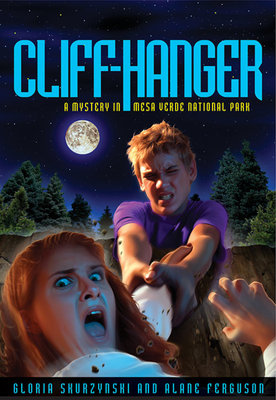 Mysteries in Our National Parks: Cliff-Hanger by Alane Ferguson and Gloria Skurzynski