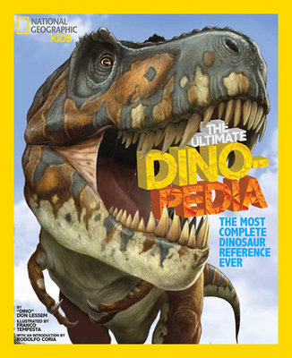 National Geographic Kids Ultimate Dinopedia by Don Lessem