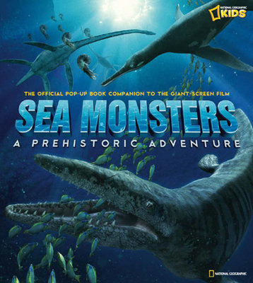 Sea Monsters by National Geographic Society