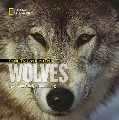 Face to Face With Wolves by