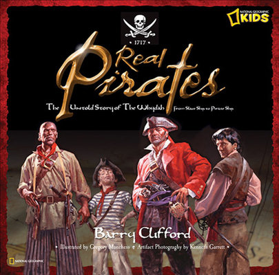Real Pirates by Barry Clifford
