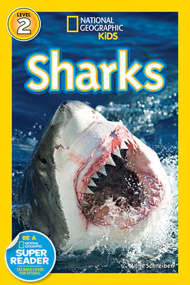 National Geographic Readers: Sharks! by