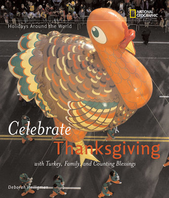 Holidays Around the World: Celebrate Thanksgiving by