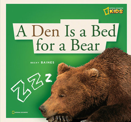 ZigZag: A Den Is a Bed for a Bear by