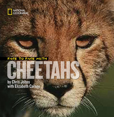 Face to Face With Cheetahs by Chris Johns and Elizabeth Carney