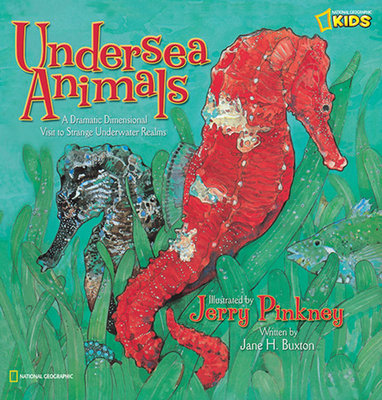 Undersea Animals by Jane H. Buxton