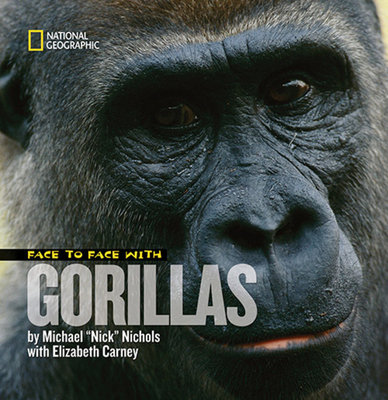 Face to Face With Gorillas by Michael Nichols