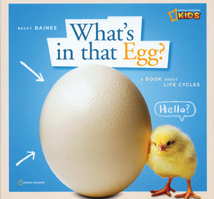 ZigZag: What's in That Egg? by