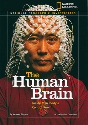 National Geographic Investigates: The Human Brain by Kathleen Simpson