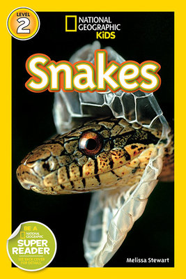 National Geographic Readers: Snakes! by