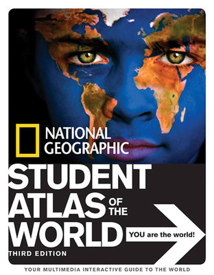 National Geographic Student Atlas of the World Third Edition by