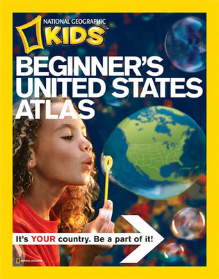 National Geographic Beginner's United States Atlas by