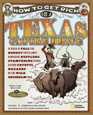 How to Get Rich on a Texas Cattle Drive by