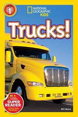 National Geographic Readers: Trucks by