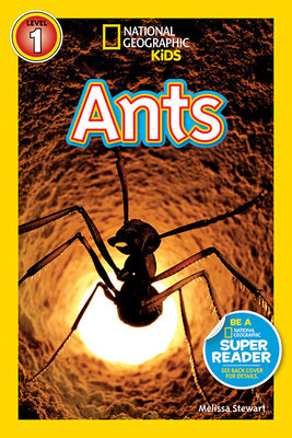 National Geographic Readers: Ants by Melissa Stewart