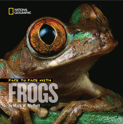 Face to Face with Frogs by