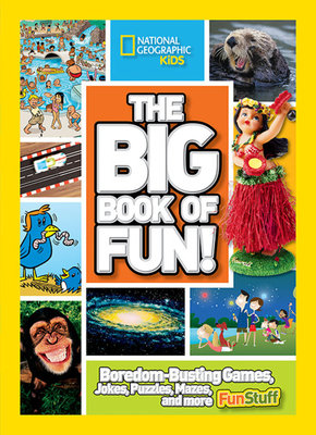 NG Kids Big Book of Fun by