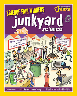 Science Fair Winners: Junkyard Science by