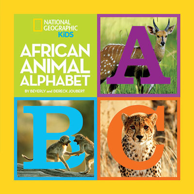 African Animal Alphabet by