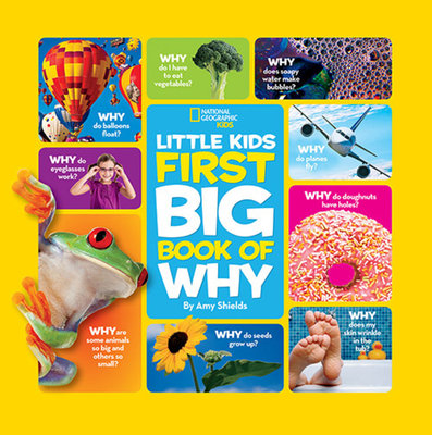 National Geographic Little Kids First Big Book of Why by