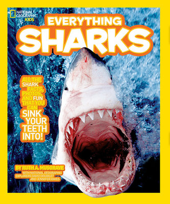 National Geographic Kids Everything Sharks by