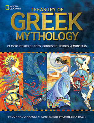 Treasury of Greek Mythology by