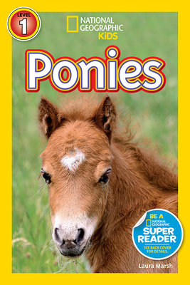 National Geographic Readers: Ponies by