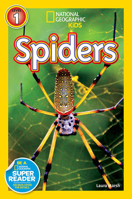 National Geographic Readers: Spiders by