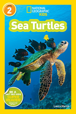 National Geographic Readers: Sea Turtles by