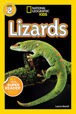 National Geographic Readers: Lizards by