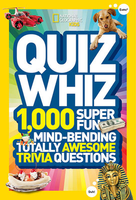 National Geographic Kids Quiz Whiz by
