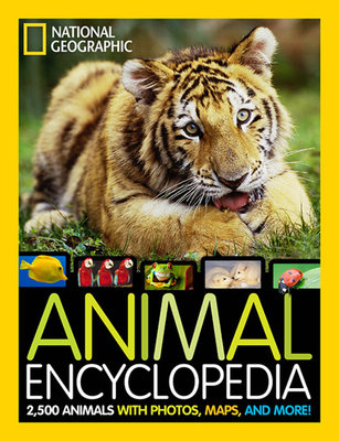 National Geographic Animal Encyclopedia by