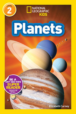 National Geographic Readers: Planets by