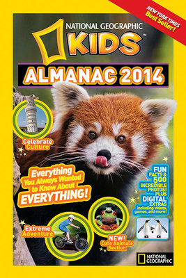 National Geographic Kids Almanac 2014 by