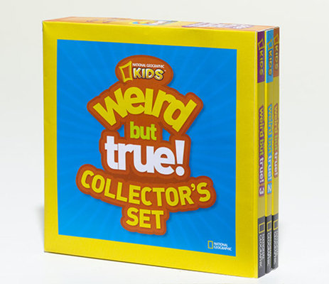 Weird but True Collector's Set (Boxed Set) by
