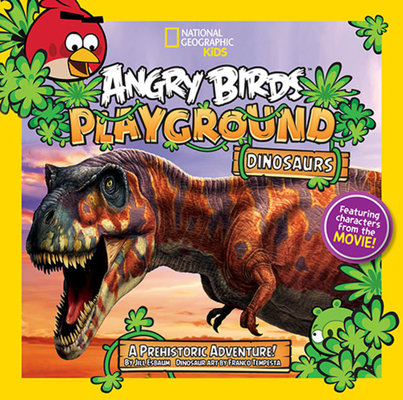 Angry Birds Playground: Dinosaurs by