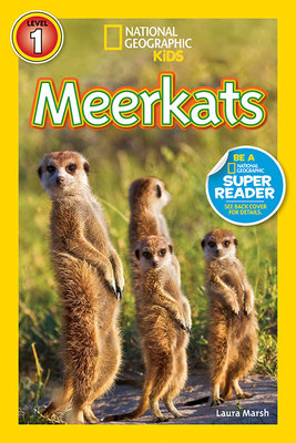 National Geographic Readers: Meerkats by
