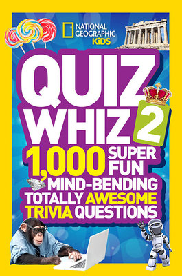 National Geographic Kids Quiz Whiz 2 by