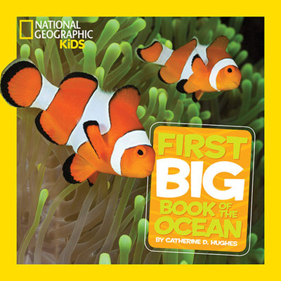 National Geographic Little Kids First Big Book of the Ocean by