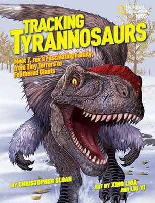 Tracking Tyrannosaurs by Christopher Sloan