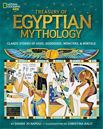 Treasury of Egyptian Mythology by