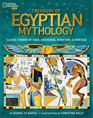 Treasury of Egyptian Mythology by