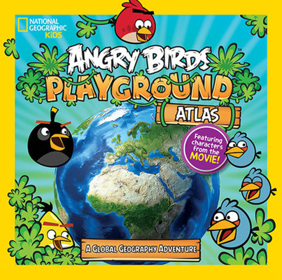 Angry Birds Playground: Atlas by