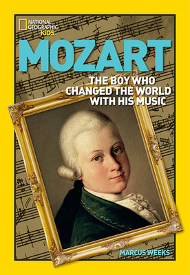 World History Biographies: Mozart by Marcus Weeks