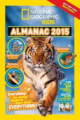 National Geographic Kids Almanac 2015 by National Geographic Kids