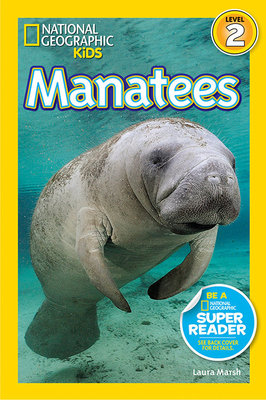 National Geographic Readers: Manatees by