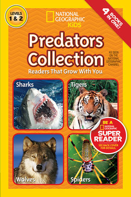 National Geographic Readers: Predators Collection by