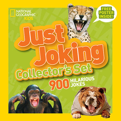 National Geographic Kids Just Joking Collector's Set (Boxed Set) by National Geographic Kids