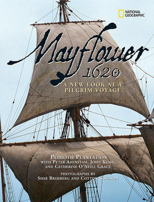 Mayflower 1620 by